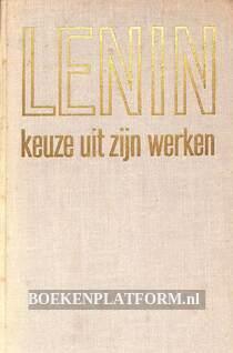 Lenin keuze uit zijn werken 3