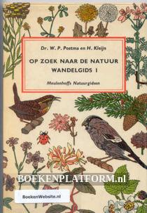 Op zoek naar de Natuur Wandelgids 1