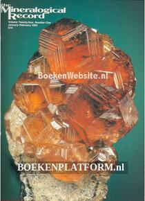 The Mineralogical Record 1993