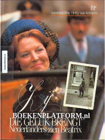 Zij die geluk brengt, Nederlanders zien Beatrix