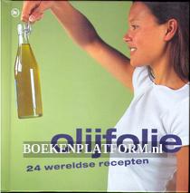 Olijfolie, 24 wereldse recepten