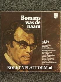 Bomans was de naam, 4 LP's incl