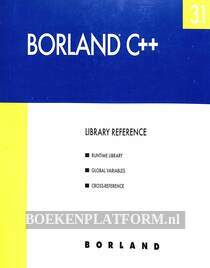 Borland C++ Library Reference
