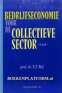 Bedrijfs-economie voor de Collectieve Sector