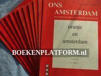 Ons Amsterdam 1963 Complete jaargang