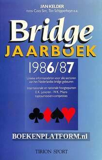 Bridge jaarboek 1986 / 1987