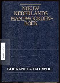 Nieuw Nederlands Handwoorden boek