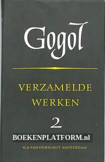 Verzamelde werken 2 N.W. Gogol