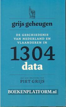 De geschiedenis van Nederland en Vlaanderen in 1304 data