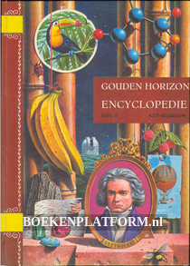 Gouden horizon Encyclopedie 2