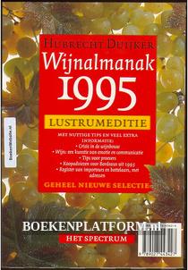 Wijnalmanak 1995