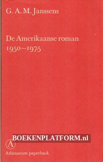 De Amerikaanse roman 1950-1975