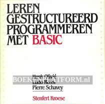 Leren gestructureerd programmeren met Basic