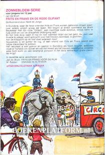 Frits en Frans en de rode olifant