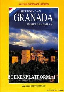 Het boek van Granada en het Alhambra
