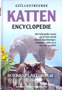 Geillustreerde katten encyclopedie