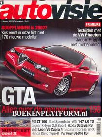 Autovisie 2002 Complete jaargang