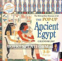 The Pop-Up Ancient Egypt Calendar 2006