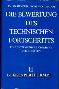 Die Bewertung des technischen Fortschritts II