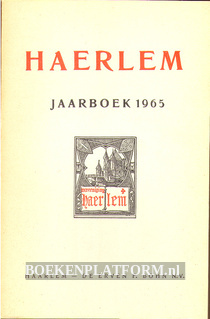 Haerlem Jaarboek 1965