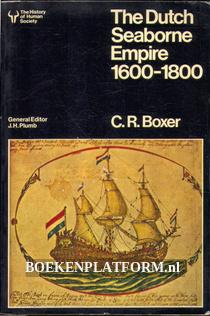 The Dutch Seaborne Empire 1600-18--