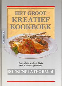Het groot kreatief kookboek