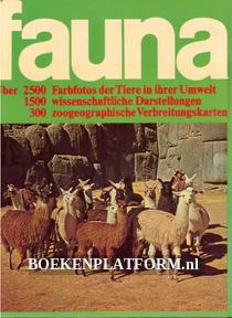 Fauna VIII, Südamerika