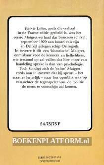 0740 Maigret en de onbekende wreker
