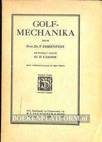 Golfmechanika