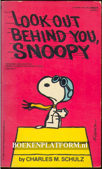 Look Out Behind You, Snoopy