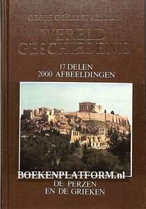 De Perzen en de Grieken