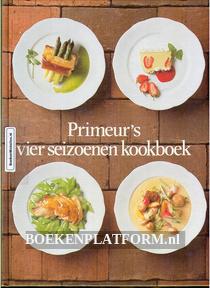 Primeur's vier seizoenen kookboek