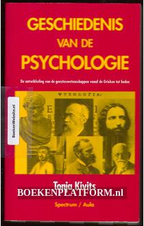 Geschiedenis van de Psychologie