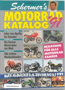 Motorrad Katalog '91