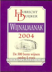 Wijnalmanak 2004