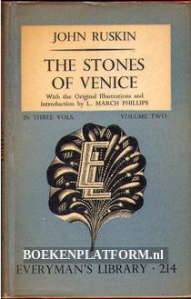 The Stones of Venice Vol. 2