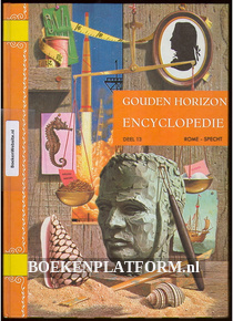Gouden Horizon Encyclopedie 13