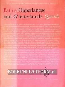 Opperlandse taal & letterkunde