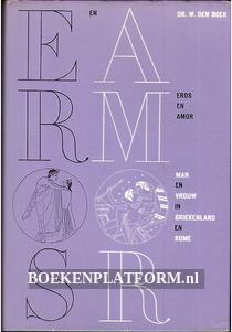 Eros en Amor, man en vrouw in Griekenland en Rome