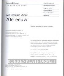 Wintersalon 2003 20e eeuw