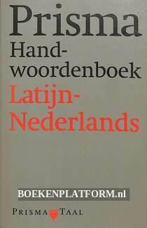 Prisma handwoordenboek Latijn-Nederlands