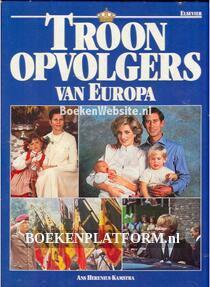 Troonopvolgers van Europa