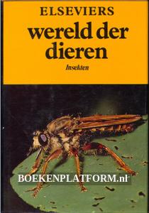 Elseviers wereld der dieren, Insekten