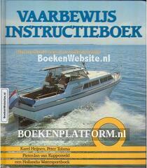 Vaarbewijs instructieboek