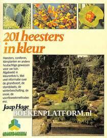 201 heesters in kleur
