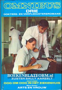 Drie Dokters- en verpleegstersromans