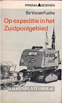 1073 Op expeditie in het Zuidpoolgebied