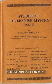 Studies of the Spanish Mystics II