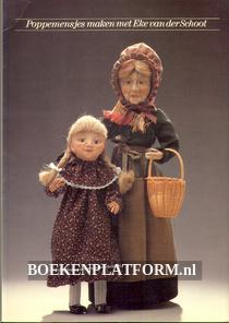 Poppenmensjes maken met Eke van der Schoot