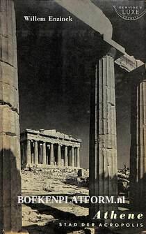 Athene stad der Acropolis